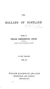 The ballads of Scotland: Volume 2