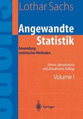 Angewandte Statistik: Ausgabe 10