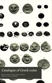 Catalogue of Greek Coins: Central Greece (Locris, Phocis, Boeotia and Euboea)