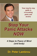 Stop Your Panic Attacks Now PDF