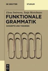 Funktionale Grammatik: Konzepte und Theorien