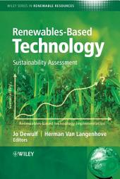 Renewables-Based Technology: Sustainability Assessment