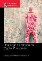 Routledge Handbook on Capital Punishment PDF