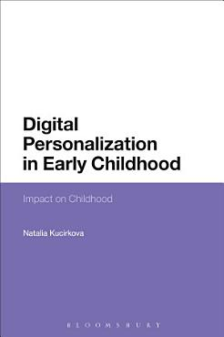 Digital Personalization in Early Childhood PDF