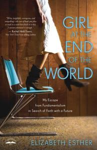 Girl at the End of the World Book