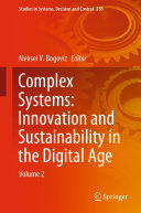 Complex Systems: Innovation and Sustainability in the Digital Age