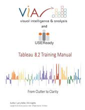 Tableau 8.2 Training Manual: From Clutter to Clarity