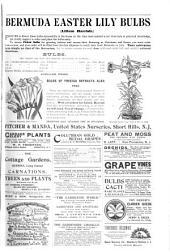 American Gardening: Volume 15, Issues 6-29