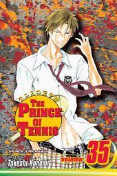The Prince of Tennis, Vol. 35: Farewell, Hyotei Academy