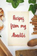 Recipes From My Abuelita PDF