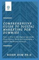 Comprehensive Guide to Digital Marketing for Dummies PDF