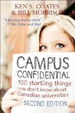 Campus Confidential PDF