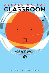 Assassination Classroom: Volume 8