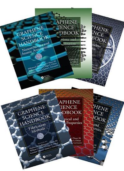 Graphene Science Handbook  Six Volume Set PDF
