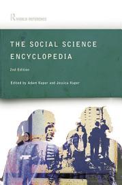 The Social Science Encyclopedia PDF