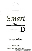 Work Smart  Not Hard PDF
