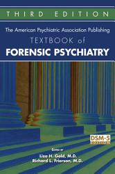 The American Psychiatric Association Publishing Textbook of Forensic Psychiatry  Third Edition PDF