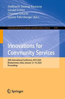 Innovations for Community Services