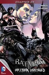 Batman: Arkham Unhinged #39