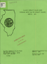 Statewide Master Plan for Community Colleges  RAMP CC  1978 PDF