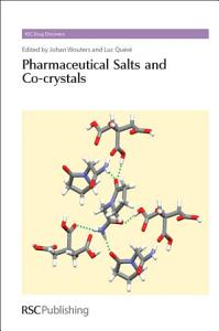 Pharmaceutical Salts and Co crystals