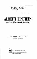Albert Einstein and the Theory of Relativity PDF
