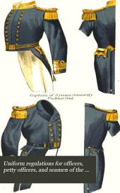 Uniform regulations for officers, petty officers, and seamen of the fleet