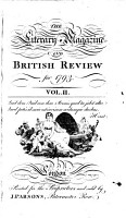 Literary and Biographical Magazine  and British Review PDF
