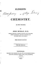 Elements of chemistry: In two volumes, Volume 2