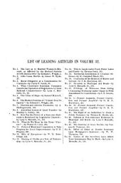 The Central Law Journal: Volume 32