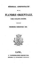 Mémorial administratif de la Flandre Orientale: Volume71