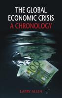 The Global Economic Crisis PDF