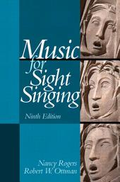 Music for Sight Singing: Edition 9