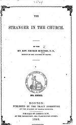 The Stranger in the Church