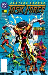 Justice League Task Force (1993-) #26