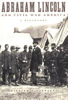 Abraham Lincoln and Civil War America PDF