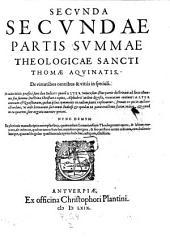Summa totius theologiae: in qua quicquid in universis bibliis continetur obscuri ... per quaestiones et responsiones explicatur, in tres partes ab auctore suo distributa