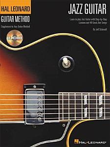 Hal Leonard Guitar Method   Jazz Guitar  with Audio