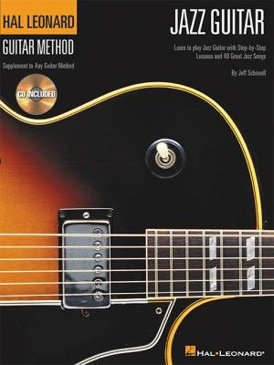 Hal Leonard Guitar Method - Jazz Guitar (with Audio)