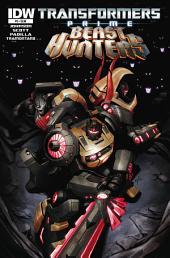 Transformers: Prime - Beast Hunters #3