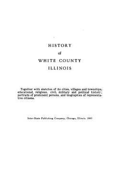 History of White County  Illinois PDF