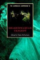 The Cambridge Companion to Shakespearean Tragedy PDF