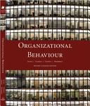 Org Behavior 2nd Canadian Ed PDF