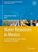 Water Resources in Mexico PDF