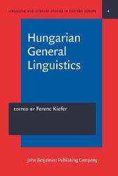 Hungarian General Linguistics
