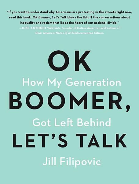 Download OK Boomer  Let s Talk Book