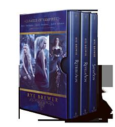 League Of Vampires Box Set Book PDF