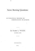 Some Burning Questions PDF