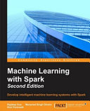 Machine Learning with Spark   Second Edition PDF