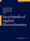 Encyclopedia of Applied Electrochemistry